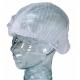 Müts ühekordne valge