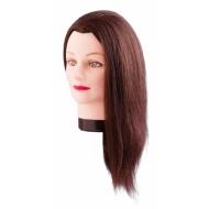 Натуральные волосы 40 см тёмные