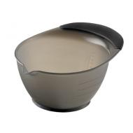 Миска для краски, прорезиненная 330 ml чёрная