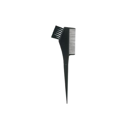 Värvipintsel kammiga must 21 x 6,5 cm