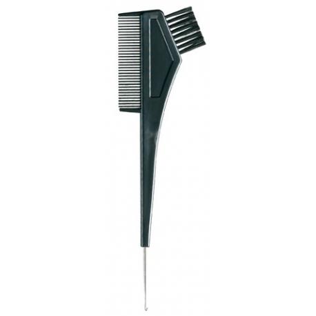Кисточка с расчёской 21,5 x 7 cm