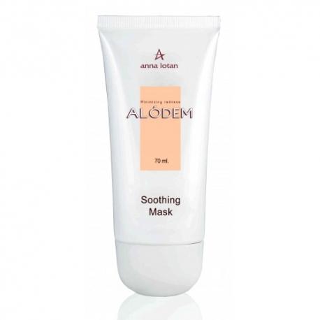 Успокаивающая маска для гиперемированной кожи 70 мл Anna Lotan Alodem