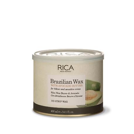 Воск для зоны бикини 800 г с маслом авокадо RICA