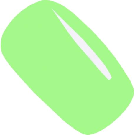 гель-лак Jannet цвет 107 весенний зелёный 15 ml