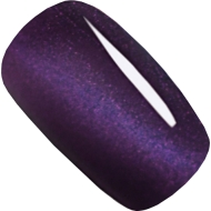 Кошачий глаз гель-лак Jannet color C5 Violet