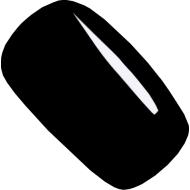 гель-лак Jannet цвет 23 black