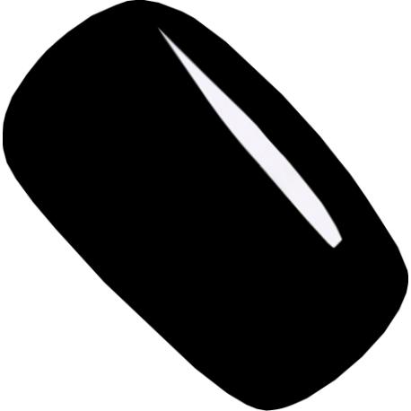 geellakk Jannet color 23 black 15 ml