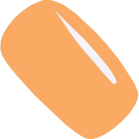 geellakk Jannet color 38 dark pastel orange 15 ml