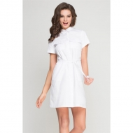 Kosmeetiku kleit valge Sport