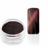 Cat Eye effect Red-Brown