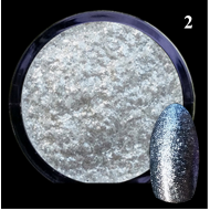 Teemantpulber glitter light blue