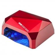 CCFL UV-LED лампа 36W Гибридная лампа Красная