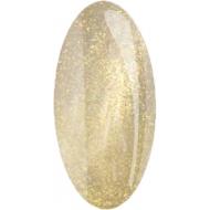 гель-лак Jannet цвет 116 Глиттер светло золотой
