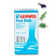 Ванна для ног - соль для ванны 400g Gehwold Foot Bath