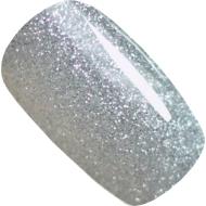 гель-лак Jannet цвет 101 Silver Glitter