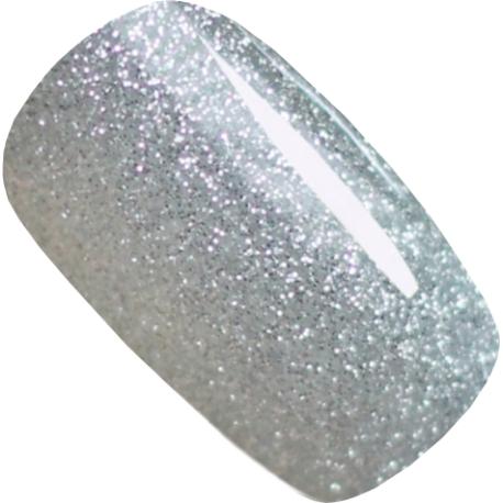 гель-лак Jannet цвет 101 Silver Glitter 15 ml