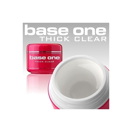 Base One Gel Clear Thick ГУСТОЙ ГЕЛЬ