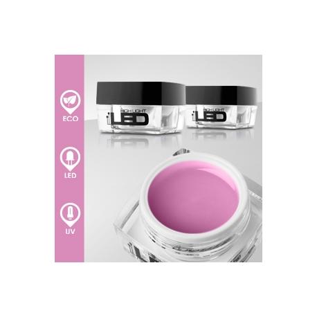 HLL Pink Gel 30g прозрачный строительный гель