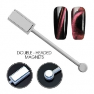Double-Headed Magnets