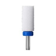 Ceramic nail drill bit blue