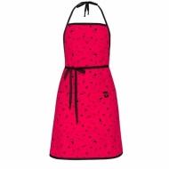 Фартук розовый с карманами