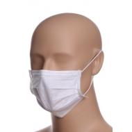 Защитные маски 2-слойные 50 шт в коробке