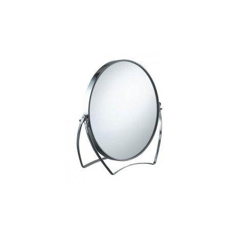 Kahepoolne lauapeegel - suurendusega ja tavasuuruses peeglipooled