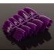 Värvilised tipid 100 tk viola