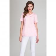 Блуза косметическая светло-розовая