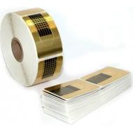 Шаблоны 500 штук - формы классические золотые