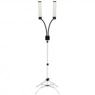Профессиональная LED лампа для ресниц, макияжа и фотографий