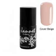 Густая база бежевая - Jannet Hybrid Gel Base Extension Cover Beige