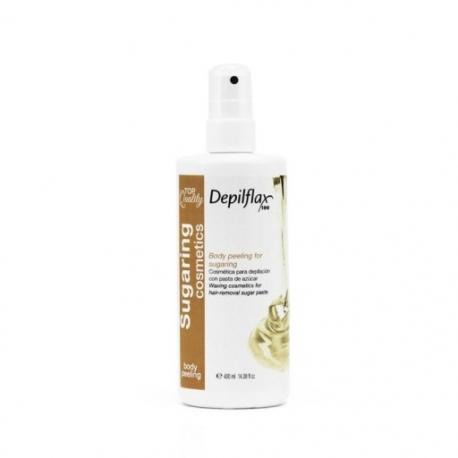 Depilatsioonijärgne koorimine Depiflax 400 ml