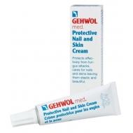 Küüne ja küünenaha kaitsekreem - Gehwol med. Protective Nail- and Skin Cream
