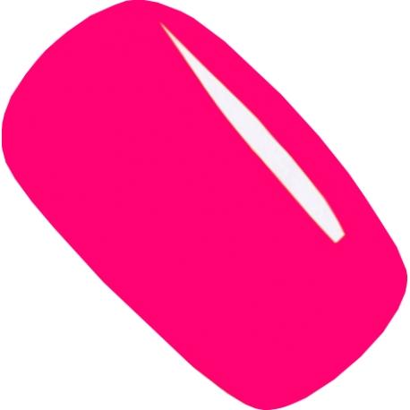 гель-лак Jannet цвет 70 neon pink 15 ml флуоресцентный