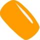 geellakk Jannet color 73 neon orange15 ml fluorestsents