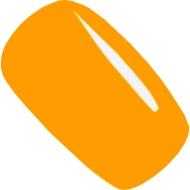 гель-лак Jannet цвет 73 neon orange флуоресцентный