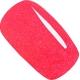 гель-лак Jannet цвет 99 neon red pink GLITTER 15 ml флуоресцентный