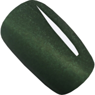 Кошачий глаз гель-лак Jannet color C2 dark green