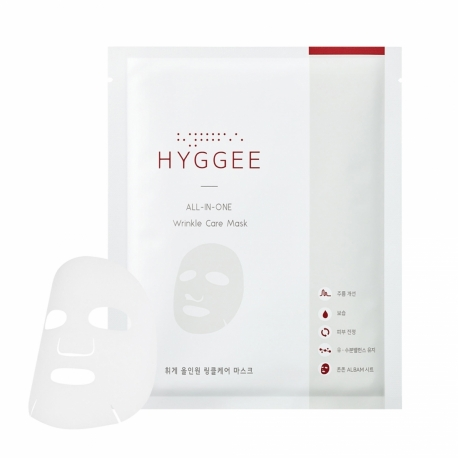 Mask kortsude vastu - HYGGEE all-in-one Wrinkle Care Mask
