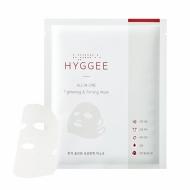 Универсальная маска для лица и шеи - HYGGEE all-in-one Tightening&Firming Mask