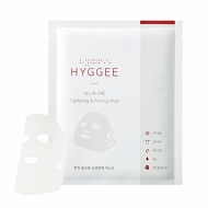 Universaalne mask näole ja kaelale - HYGGEE all-in-one Tightening&Firming Mask