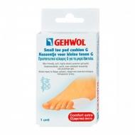 Väikse varba padi 1tk - Gehwol small toe pad cushion G
