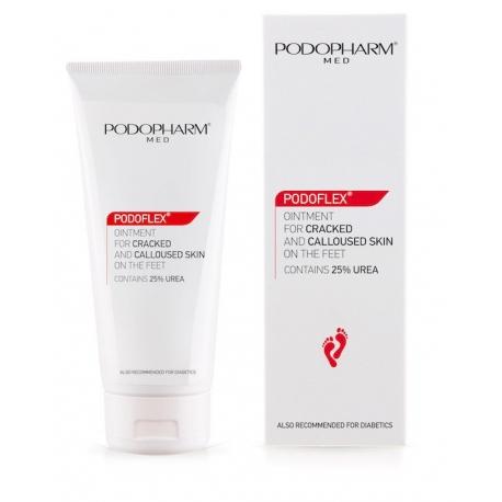 Pragunenud naha salv 25% Uureaga - Podopharm Ointment for Cracked and Calloused skin 25% Urea