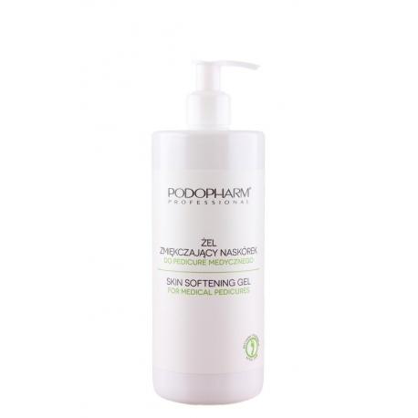 Jalanaha pehmendamiseks meditsiinilise pediküüris - Podopharm Skin Softening Gel