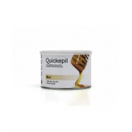 QUICKEPIL WAX DEPILATORY CAN NATURAL 400ML