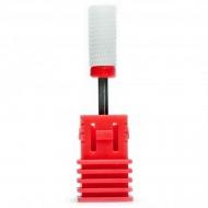 Keraamiline frees punane silinder