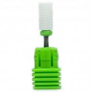 Ceramic nail drill bit green