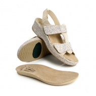 Ortopeedilised jalatsid naistele beež