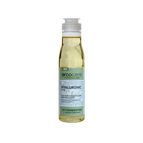 AFTER-WAX CLEANSING OIL POST-EPILATION WITH HYALURONIC ACID 150 ml Arco Iltaly